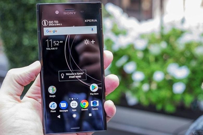 Thay kính cảm ứng Sony man hinh sony vdd
