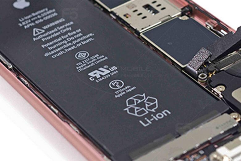 Các dấu hiệu nhận biết iPhone 7 đã đến lúc cần được thay pin