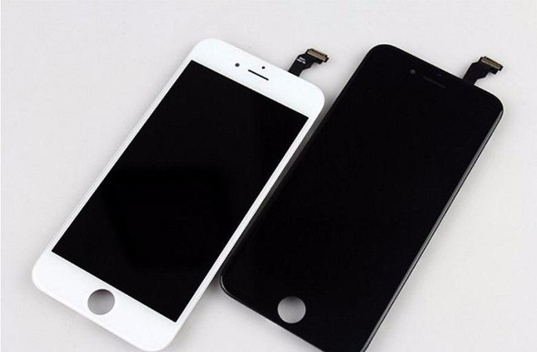 Thay màn hình iPhone 6 thay man hih iphone 6 bi hu viendidong