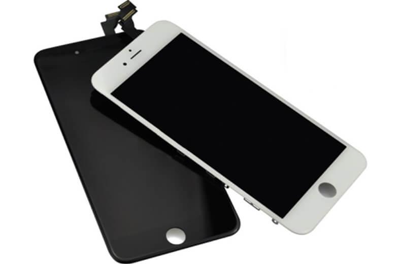 màn hình iPhone 6 Plus bị sọc, bị đen, không lên hình hay màn hình của iPhone 6 Plus của bạn bị đơ, liệt không thể sử dụng cảm ứng được nữa. Những nguyên do có thể phần lớn là hỏng phần cứng thì hầu hết cũng chỉ có thể thay mới, ít khi khắc phục được.