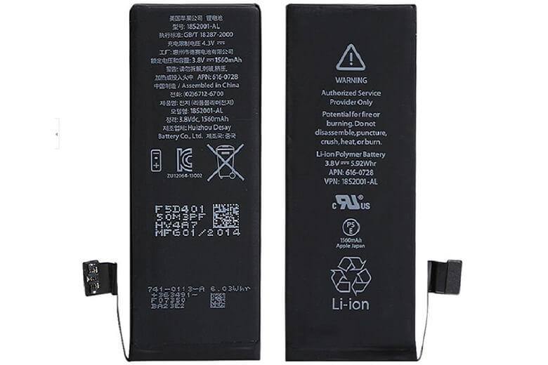 Người dùng có thể tải phần mềmBattery Testingxuống máy để có thể kiểm tra độ chai pin của iPhone 5C một cách dễ dàng.