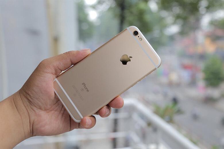 iPhone 6S mang trong mình một viên pin có dung lượng 1715 mAh, dung lượng pin không quá nổi trội nhưng vẫn được Apple thiết kế cho người dùng một thời lượng pin sử dụng rất ổn định.
