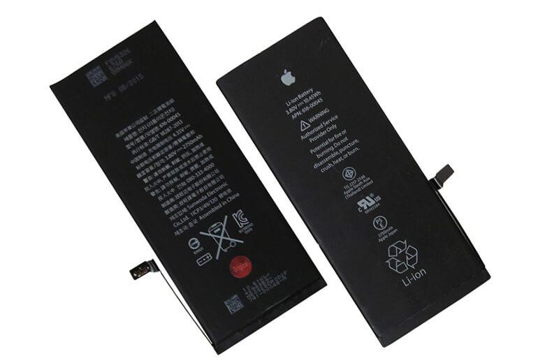 Dấu hiệu nhận biết pin iPhone 6s Plus đã bị lão hoá