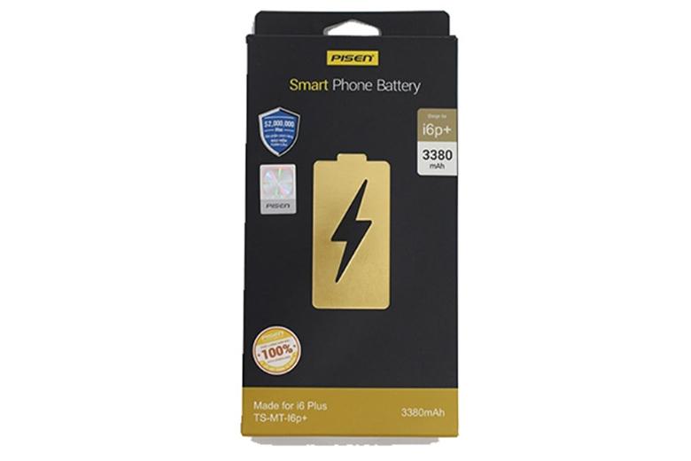 Chất lượng của pin Pisen iPhone 6s Plus thì khách hàng có thể yên tâm tuyệt đối vì pin Pisen so với loại pin thường có thiết kế lõi lõi Lithium-ion với cấu trúc nhiều lớp, cho một chu kỳ sạc xả lên đến 800 lần, gấp 4 lần so với viên các viên pin thông thường.