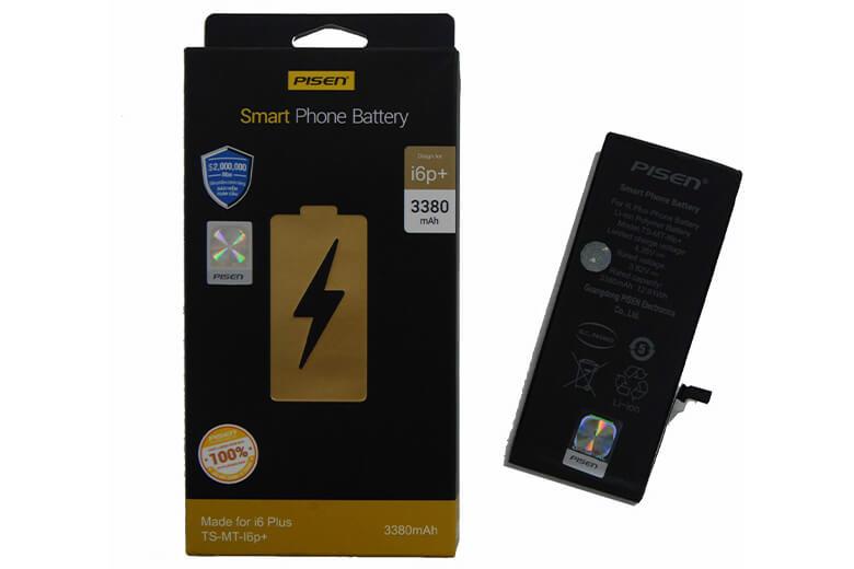 Pin iPhone 6s là linh kiện không thể thiếu cho thiết bị này cũng như tất cả các thiết bị thông minh khác, thỏi pin giúp cung cấp năng lượng tới nguồn, CPU và các linh kiện quan trọng khác của máy