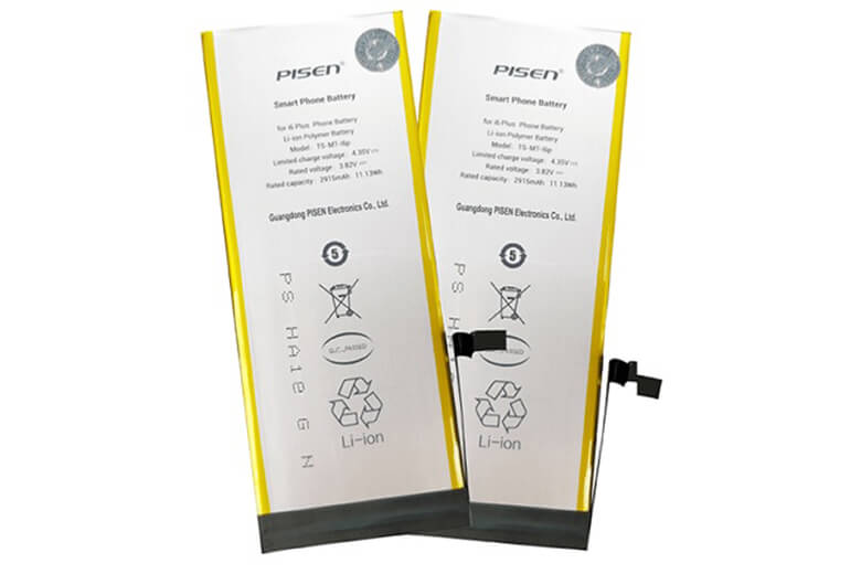 Pin Pisen iPhone 7 là sản phẩm pin thay thế chất lượng cao dành cho iPhone của tập đoàn điện tử Pisen. Đây là một thương hiệu nổi tiếng đã có mặt từ năm 1994, chuyên sản xuất pin, củ sạc, cáp sạc,... cho Apple.