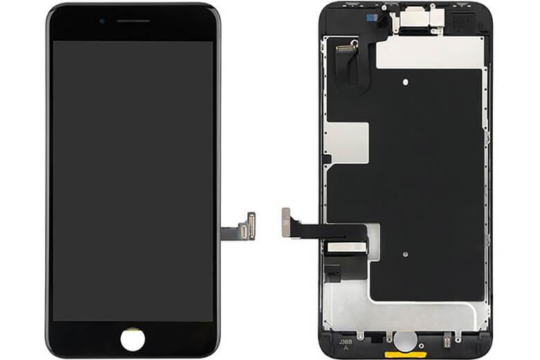 nếu iPhone 8chỉ bị hở viền, hở sáng hay không lên hình, bị tối đen do phần mềm hoặc nguồn gây ra, hay thậm chí bị loạn liệt cảm ứng do IC thì cũng sẽ là những dấu hiệu không nhất thiết phải thay mới hoàn toàn mà chỉ cần sửa lại