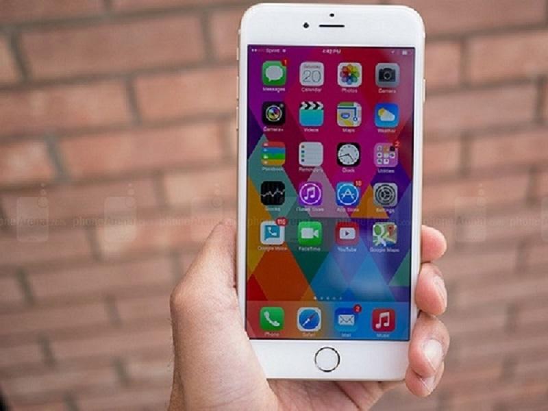 Màn hình iPhone 6 bị liệt cảm ứng – Cách trị như thế nào?
