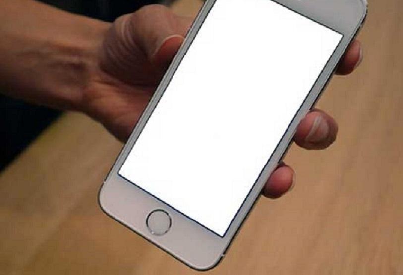 Cách cứu chữa màn hình iPhone 6 bị trắng hiệu quả