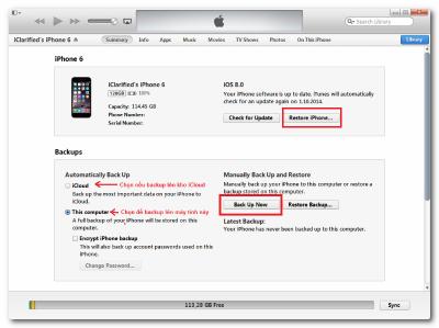 Cách Cứu Chữa Màn Hình iPhone 6 Bị Tối Một Góc. 2