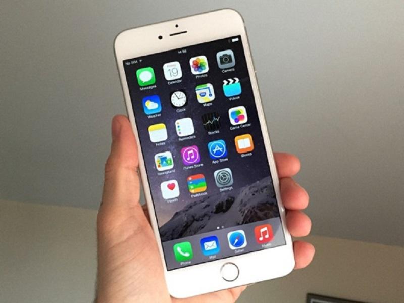 Fix lỗi màn hình iPhone 6 không cảm ứng được