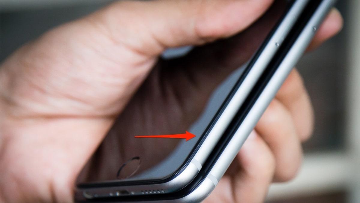 Cách sửa màn hình iPhone 6, 6 plus không khít