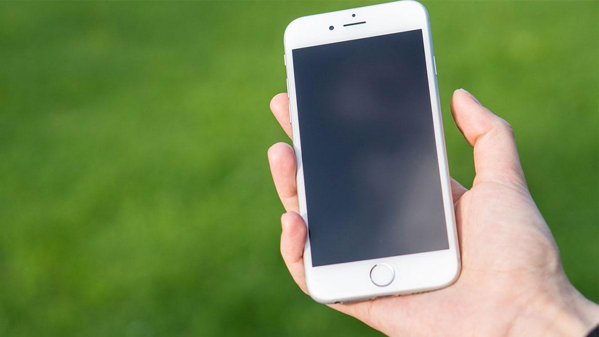 Sửa màn hình iPhone 6, 6 plus không lên
