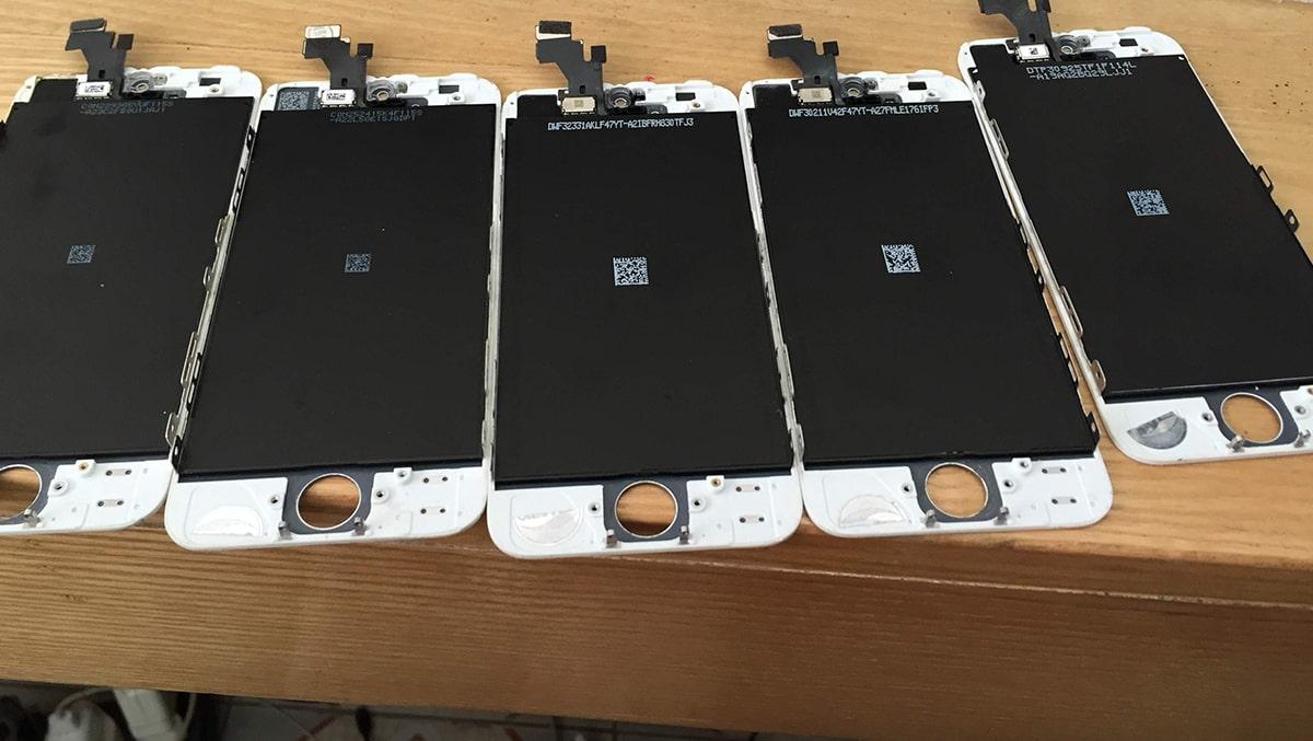 Giải đáp giá màn hình iPhone 6 zin chính hãng