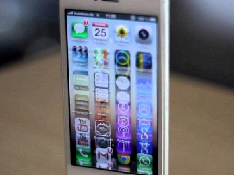 Cách trị màn hình iPhone 6 bị rung giật hiệu quả