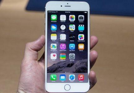 Tình trạng màn hình iPhone 6, 6 Plus không nhạy