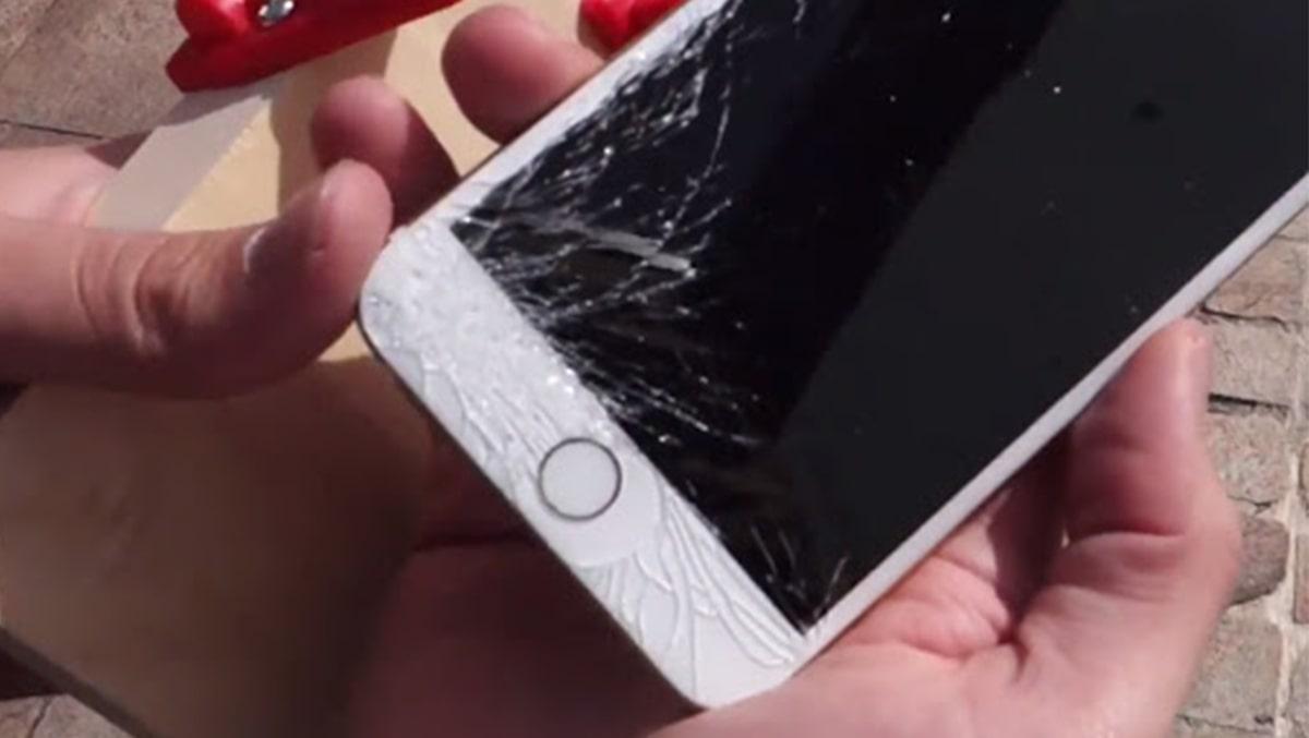 Giúp Thay Màn Hình iPhone 6, 6 Plus Chính Hãng FPT