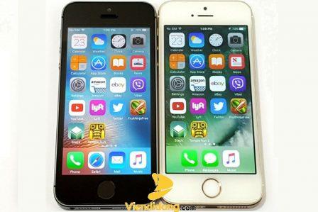 Thay màn hình iPhone 5S bị sọc hết lỗi mới tinh