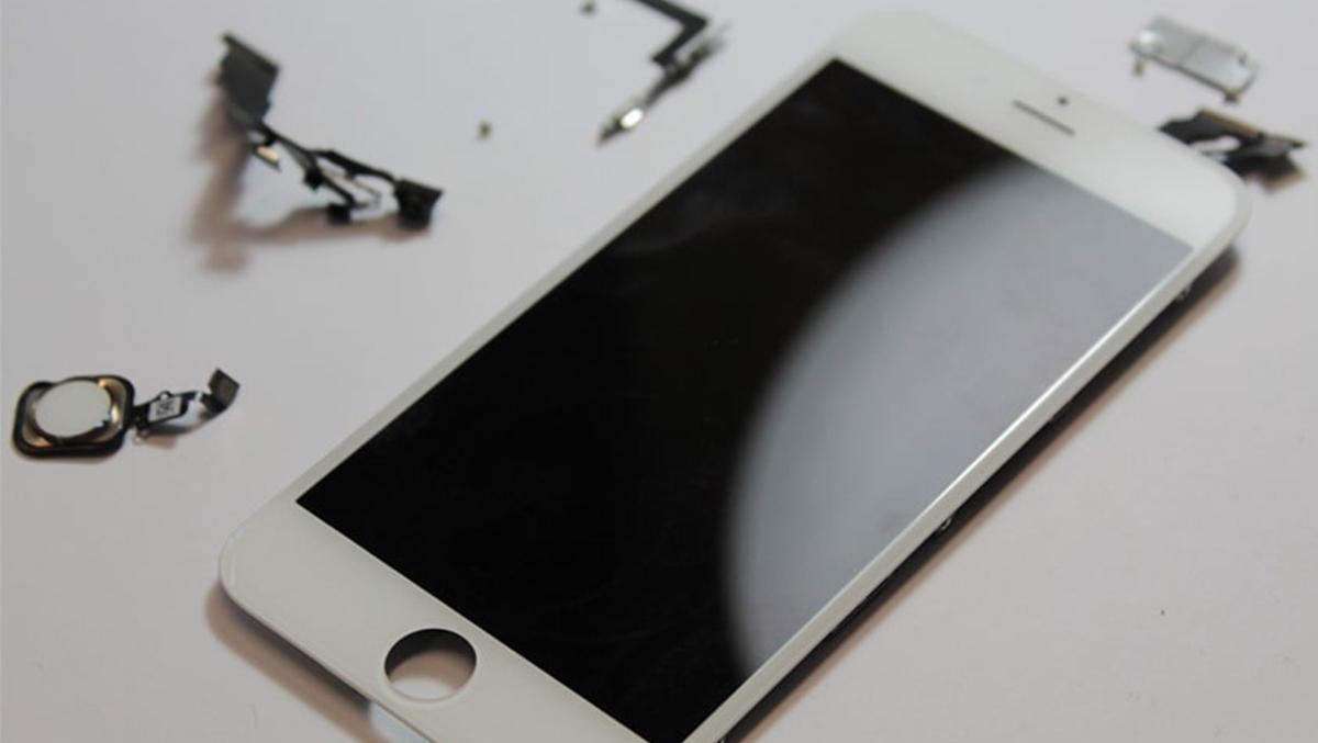Thay màn hình iPhone 6, 6 Plus mất bao nhiêu tiền?