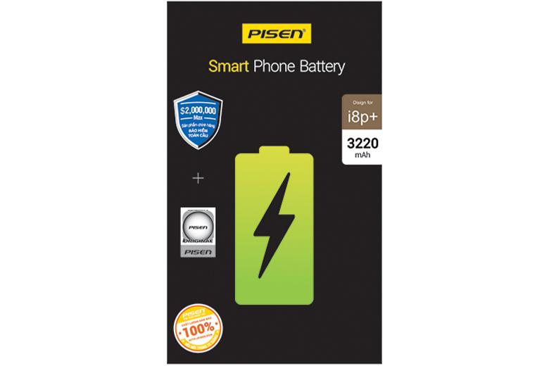 Viện Di Động sẽ trả lời cho khách hàng của mình biết rằng thay pin Pisen iPhone 8 Plus sẽ không gây ảnh hưởng gì đến máy của bạn mà còn đem lại một hiệu suất hoạt động mượt mà, mạnh mẽ hơn cả lúc ban đầu.
