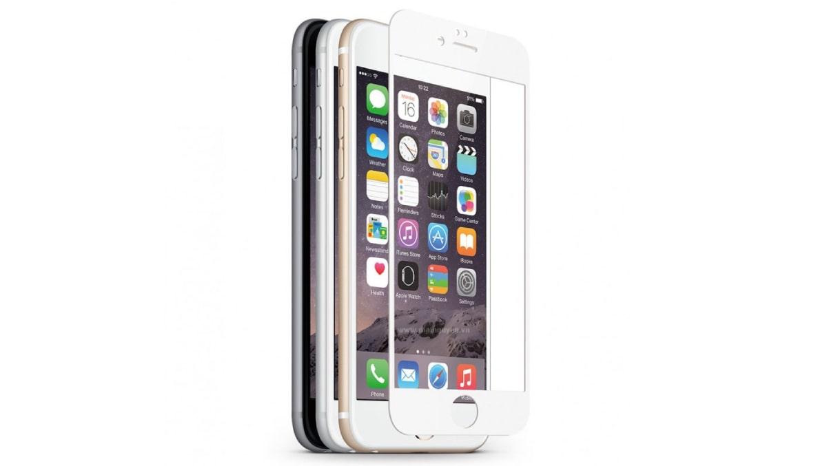 Kính cường lực iPhone 6S Plus nào là tốt?