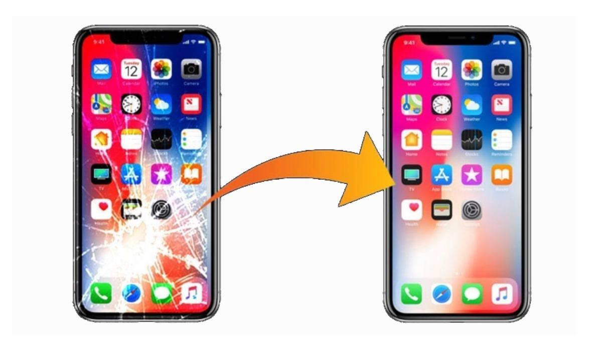 Ép kính iPhone XS Max chính hãng zin giá rẻ
