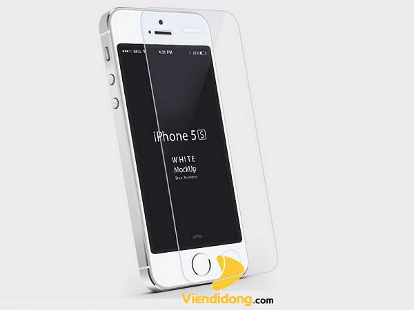 Kính Cường Lực iPhone 5S Nào Là Tốt?