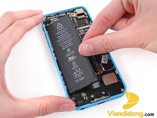 Pin iPhone 5C Giá Bao Nhiêu Là Chuẩn