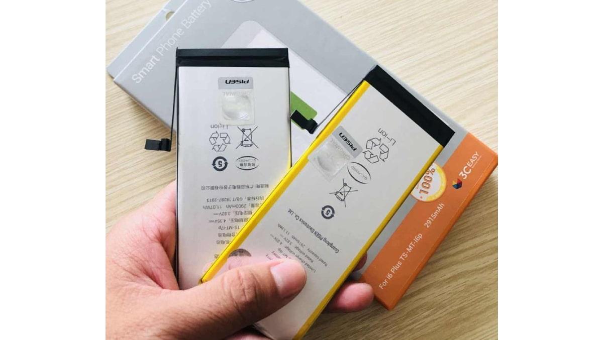 Pin Pisen iPhone 6 giá bao nhiêu?