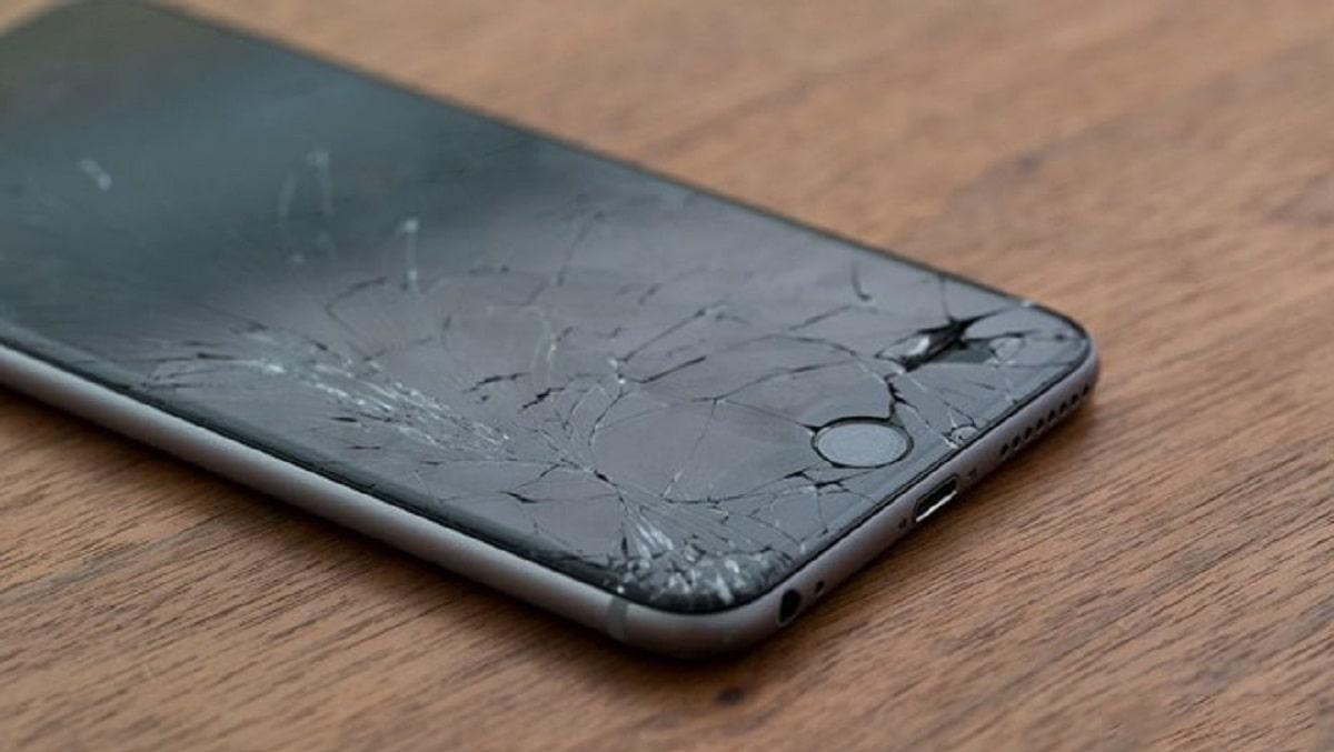Xử lý màn hình iPhone 7 Plus bị vỡ