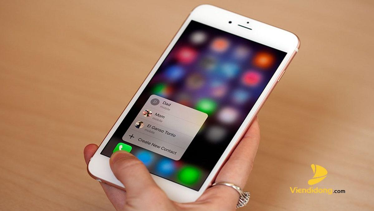 Vì sao màn hình iPhone 6 bị đơ? Cách khắc phục thế nào?