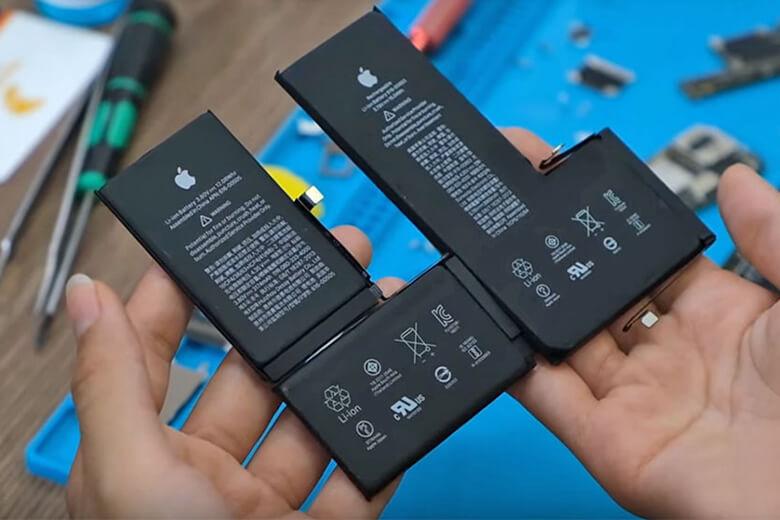 Viện Di Động khuyến khích khách hàng nên sử dụng phần mềm của bên thứ 3 của Apple để có thể tự mình kiểm tra nhanh xem dung lượng pin thực tế của máy còn lại như thế nào.