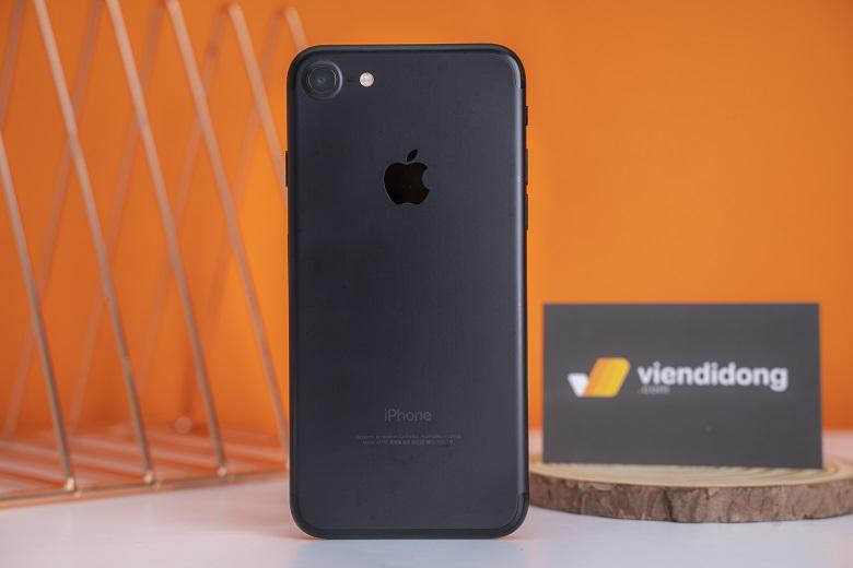 Phiên bản iPhone 7 128GB Cũ Chính Hãng có thiết kế và cấu hình nổi trội trong các dòng điện thoại cùng phân khúc.
