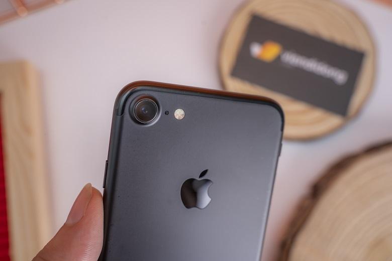 Camera iPhone 7 128GB Cũ Chính Hãng - sắc nét, độc đáo