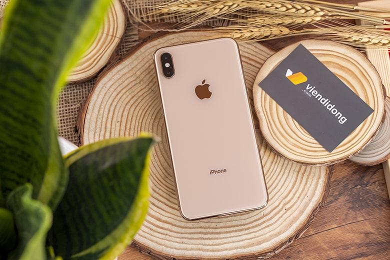 iPhone Xs 64GB cũ iphone xs 64gb cu thiet ke