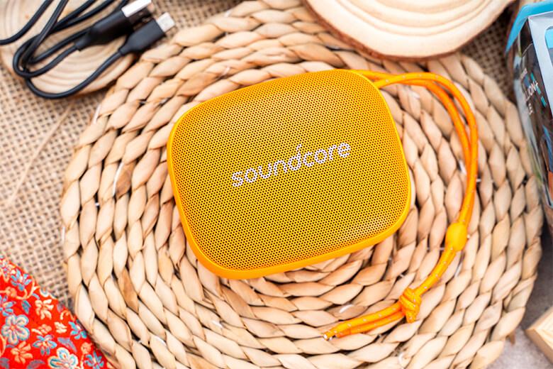Loa Bluetooth Anker Soundcore Icon Mini thiet ke loa anker nho gon viendidong
