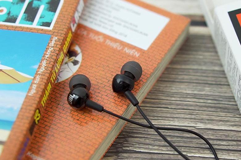 Tai nghe JBL C150SI cho âm thanh chân thực