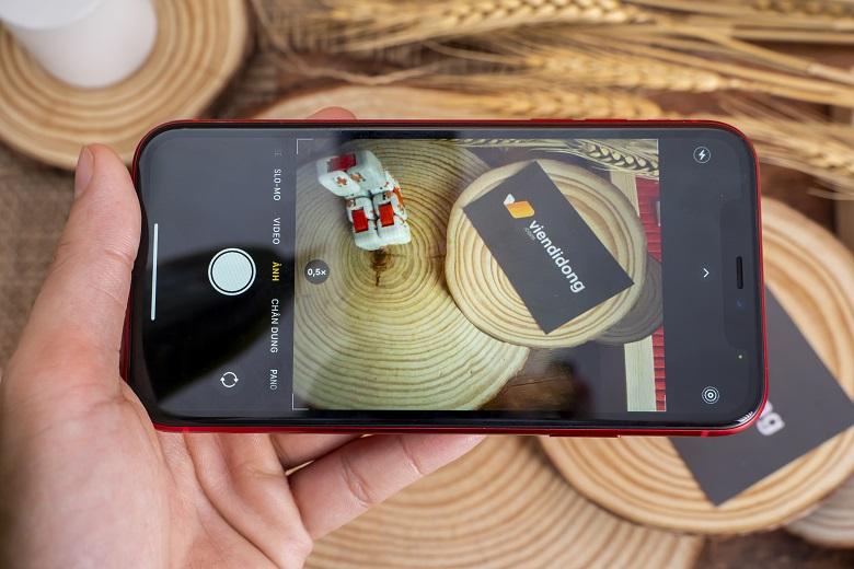iPhone 11 256GB có camera cải tiến