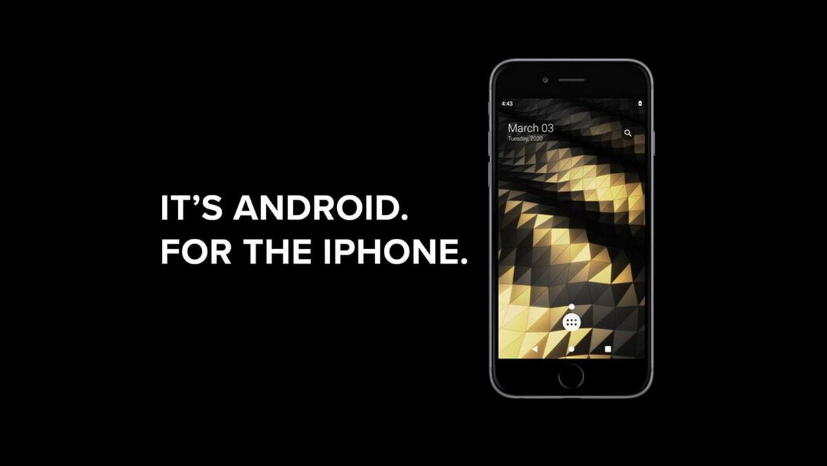 iPhone vẫn có thể cài được Android, bạn có tin không?