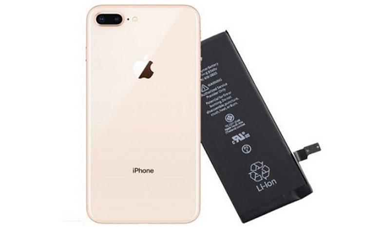 Pisen iPhone 8 Plus lõi Lithium-ion thay vì pin thông thường, bạn sẽ nhận được ngay 10% dung lượng so với phiên bản gốc của pin.