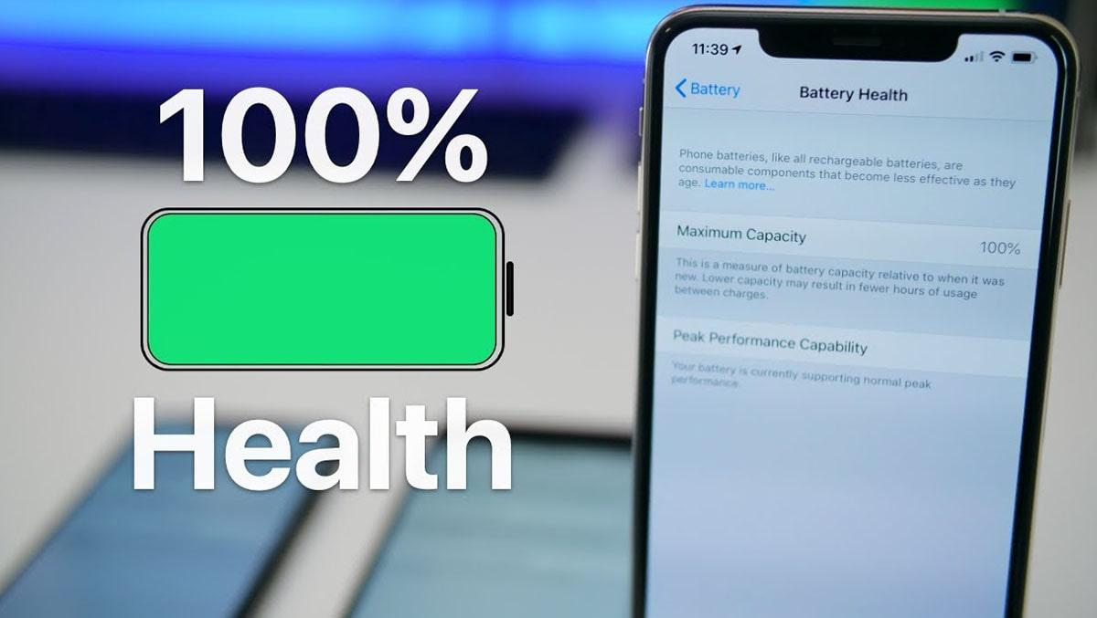 Kiểm tra số lần sạc pin ngay trên iPhone cực kỳ thuận tiện