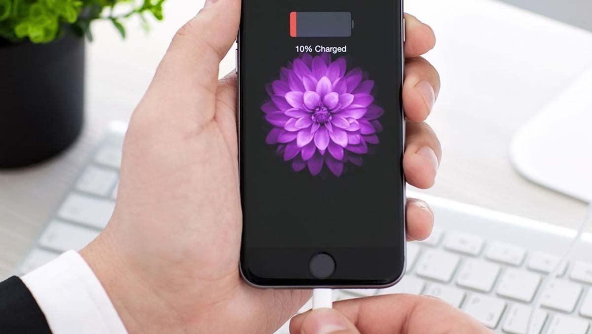 Lỗi iPhone sạc pin không vào và cách khắc phục vi diệu