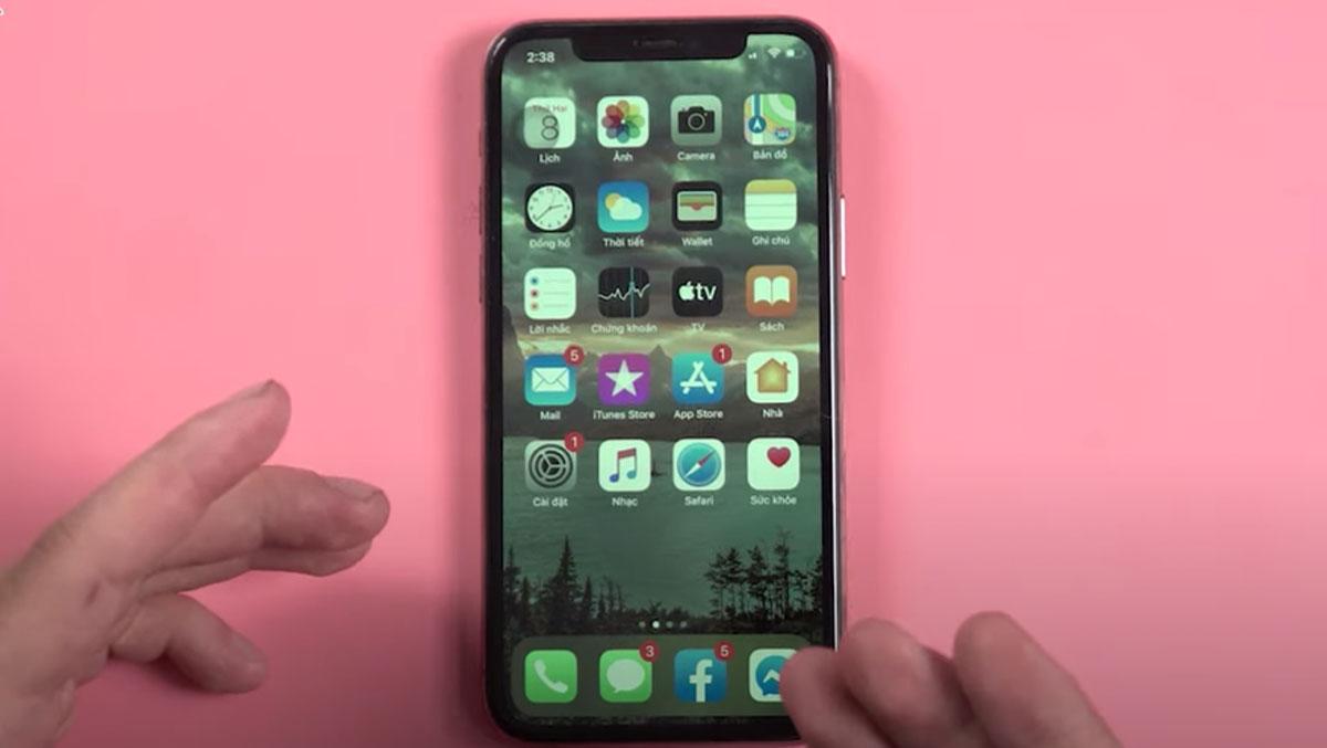Lỗi màn hình xanh trên iPhone 11 – Cách khắc phục