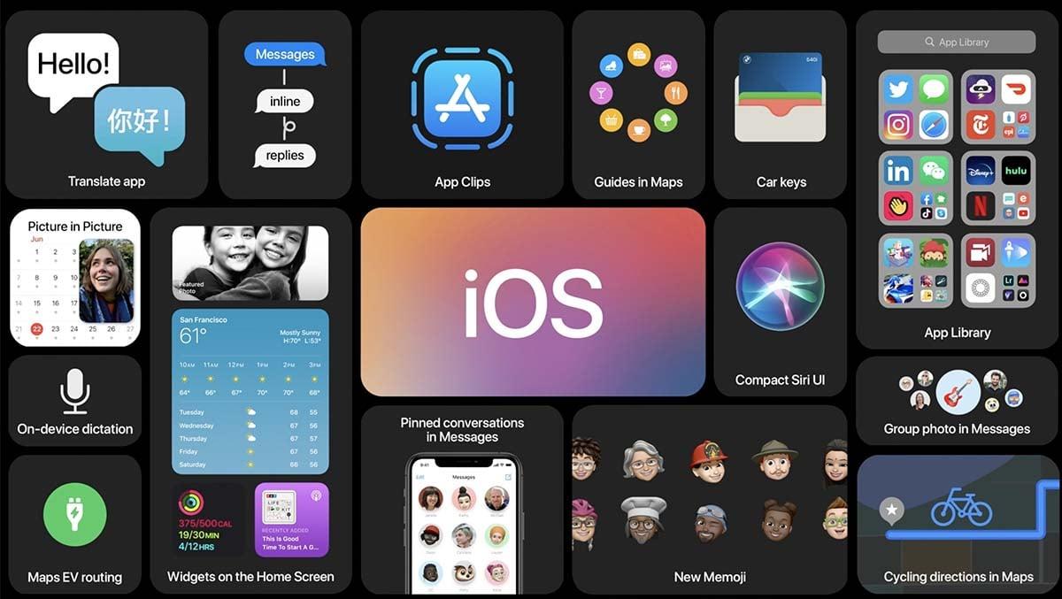 Tin đồn màn hình iPhone 12 dần sáng tỏ khi iOS 14 ra mắt