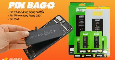 """Bago - Dòng Pin """"mới toanh"""" dành cho iPhone và iPad, giá chỉ từ 200k thay pin bago cho iphone ipad gia chi tu 200k thum viendidong 2"""