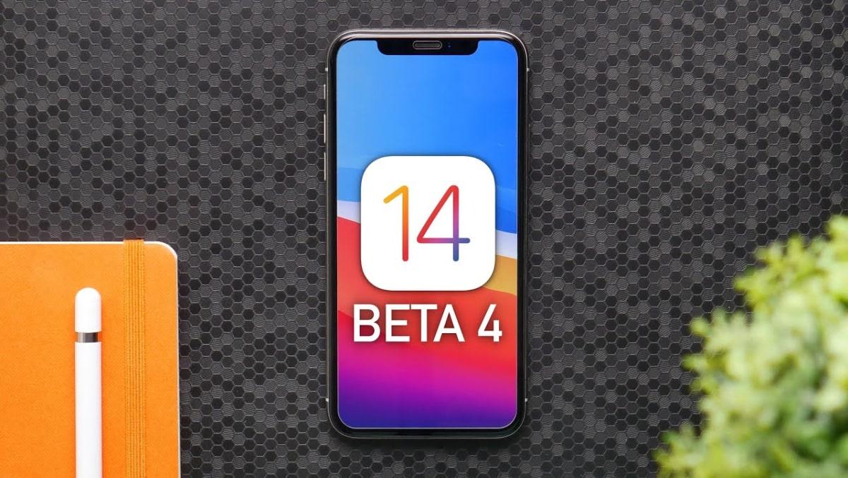 Apple phát hành iOS 14 và iPadOS 14 beta 4 có gì HOT?