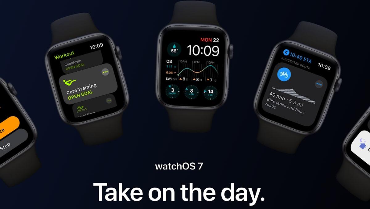 Apple phát hành watchOS 7 Public Beta  cho Apple Watch có tính năng theo dõi giấc ngủ
