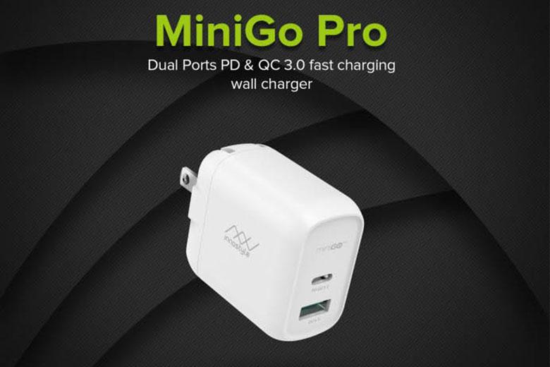 Củ sạc nhanh Innostyle USB-C PD 18W Minigo Pro