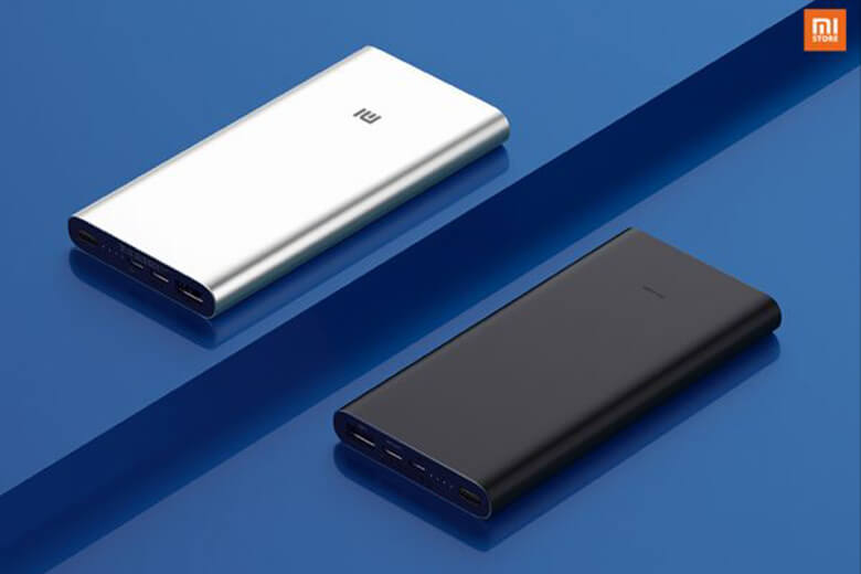 Pin sạc dự phòng được hỗ trợ sạc nhanh tối đa 18W với cổng USB Type-C và 2 công sạc USB Type C và Micro USB giúp người dùng tiết kiệm thời gian sạc nhanh chóng.