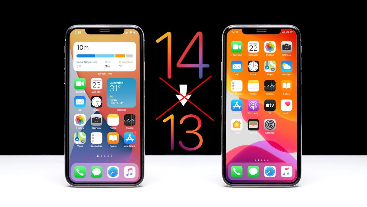 Apple chính thức chặn hạ cấp từ iOS 14 xuống iOS 13, người dùng nên làm gì?